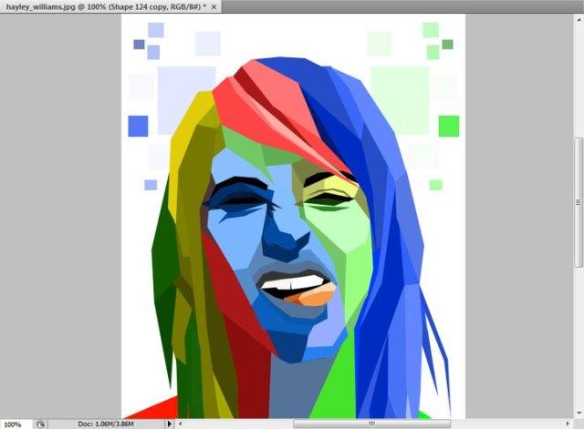 Anda bisa membuat desain background juga apabila dirasa terlalu ...